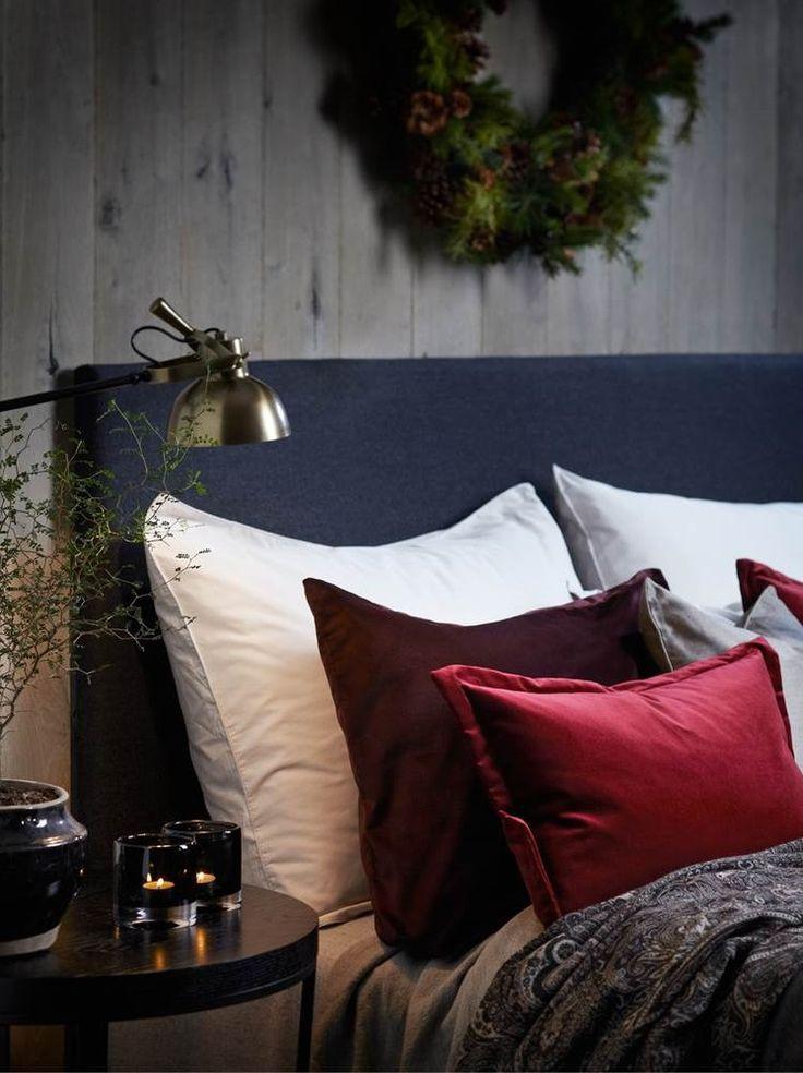 Winter trends - burgundy colour