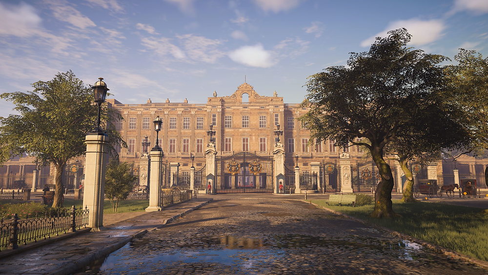 Game environment - Assassin Creed Syndicate