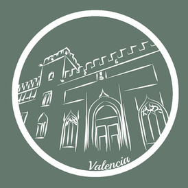 Valencia - La lonja - Minimalist design