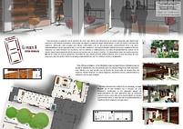 Final presentation - Co-working office - La puerta 6