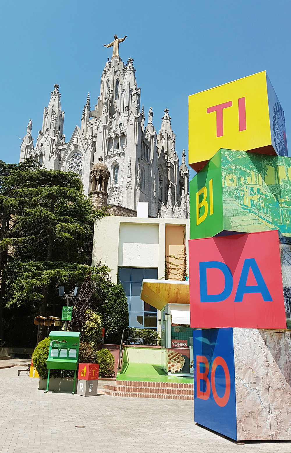 Tibidabo - Gathering Thoughts