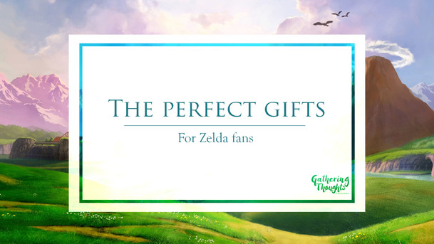 6 perfect gifts for Zelda fans
