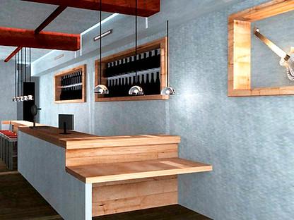 Render - Interior design commercial project