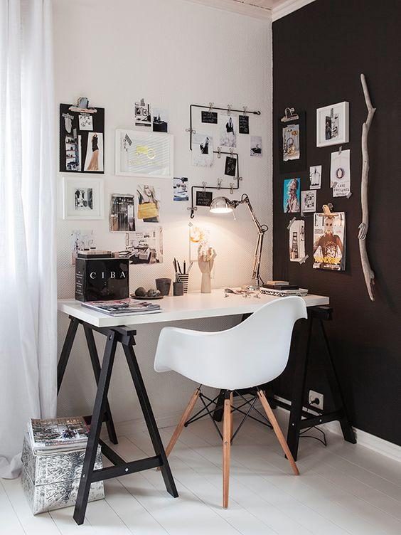 Small desk ideas