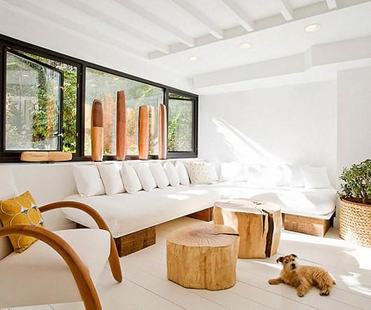 Eco-friendly design - interior design