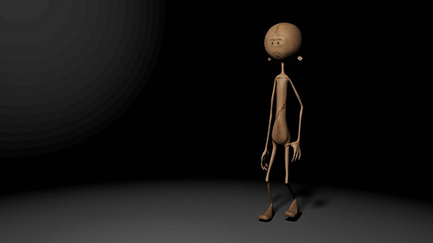 Character design - Animation project
