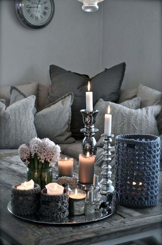 Winter trends - candles