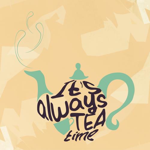 Tea time - original design