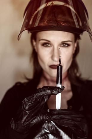 makeup by ash mac makeup artist heyashmac the phat life special effects makeup artist mallory bertrand photography