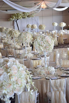 Moreton Bay wedding reception styling Brisbane north