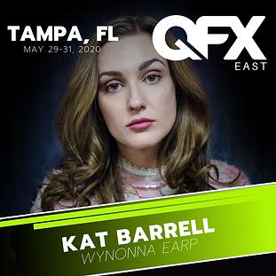 Kat Barrell