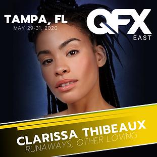 Clarissa Thibeaux