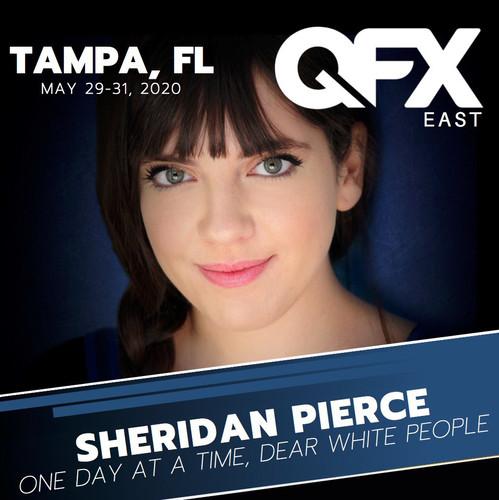 Sheridan Pierce
