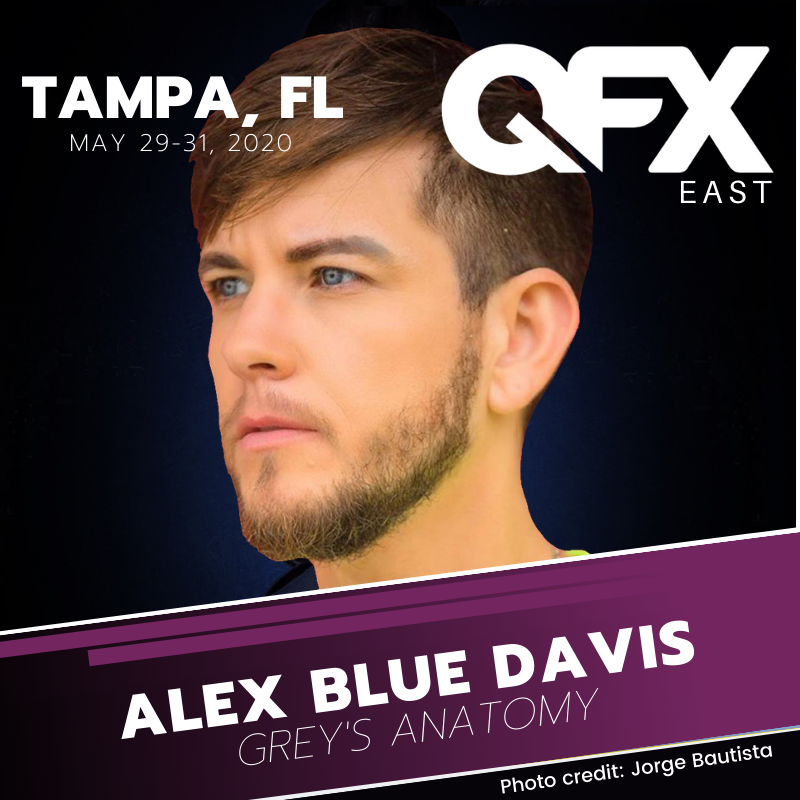 Alex Blue Davis