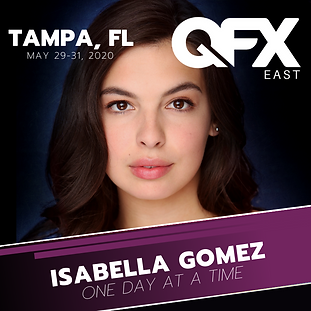 Isabella Gomez (x2)