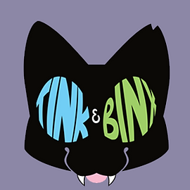 Tink 'n' Binx: The Art of Megan Maher