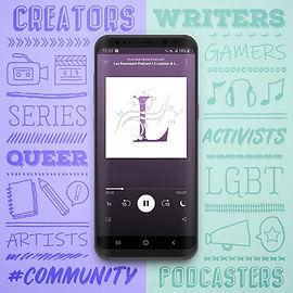 LezRepresent Podcast