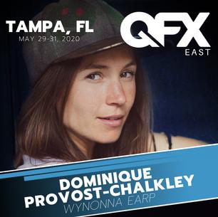 Dominique P-Chalkley