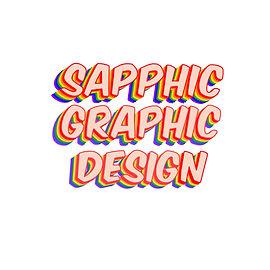 Sapphic Graphic Design