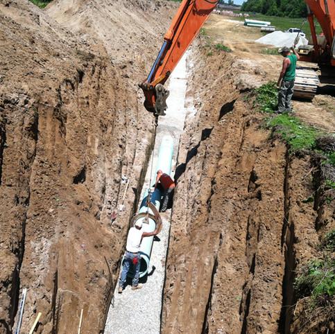 2011 Northwest Sewer Expansion