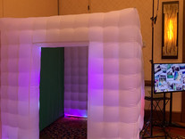 Green Screen Booth