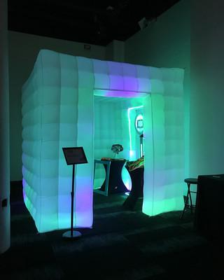 Custom LED Photo Cube
