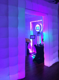 LED Photo Stand