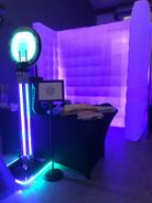 LED Photo Wall