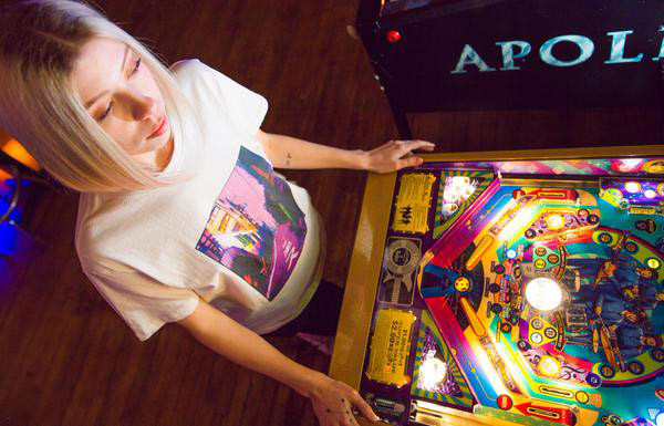 Austin Event Rental | Pinball