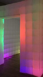 LED Photo Cube