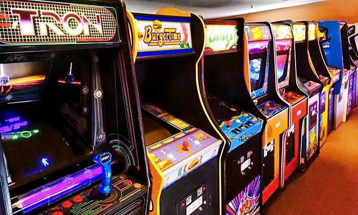 Custom Arcade Activation
