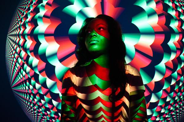 Kaleidoscope Projection