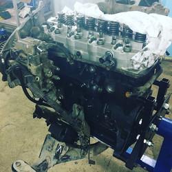 Ремонт двигателя 89676644949 #портер #hyundai #лад