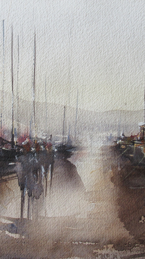 The Fishing Harbour