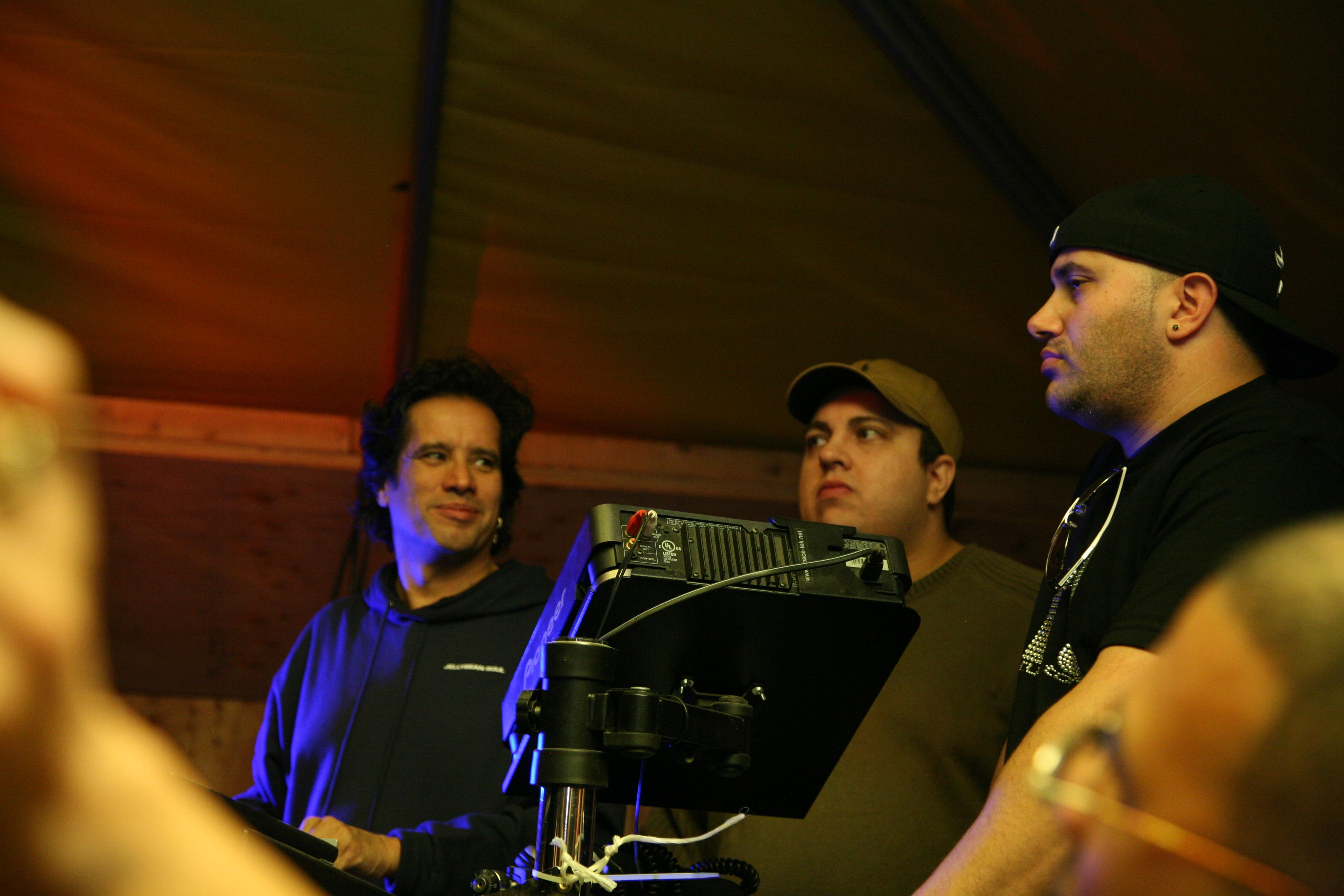 Jellybean, Marlon D & Ruben Toro