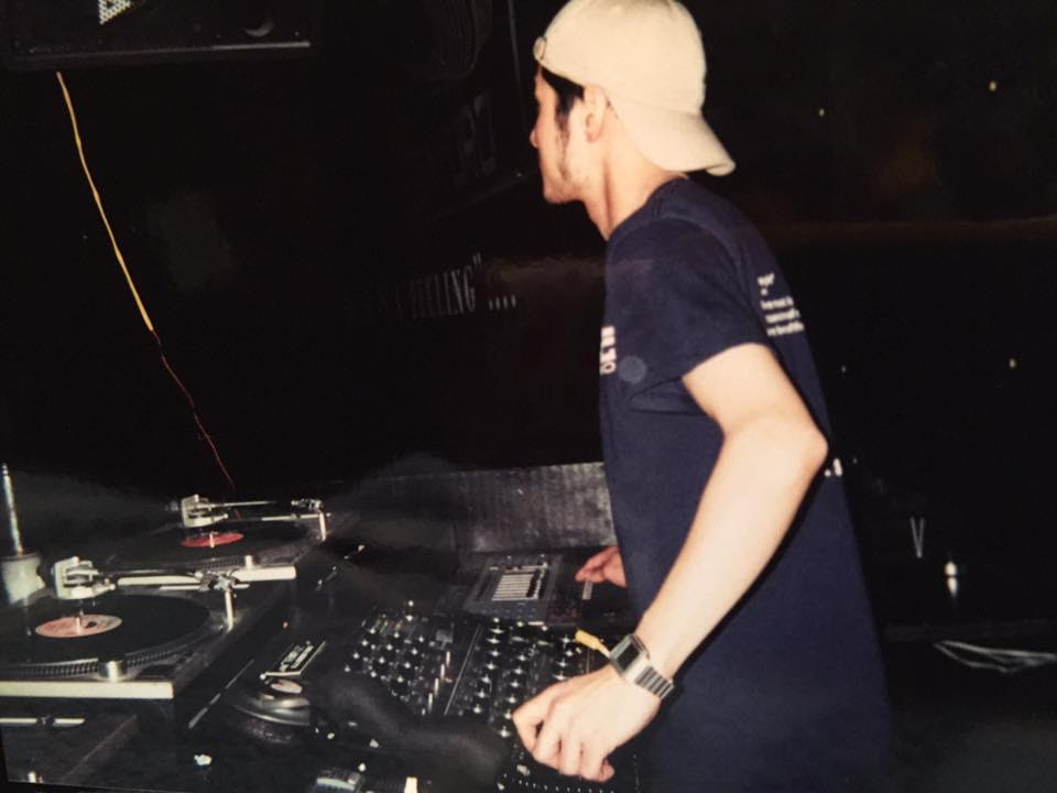 """Langston's"" Brooklyn Dj Tsuyoshi"