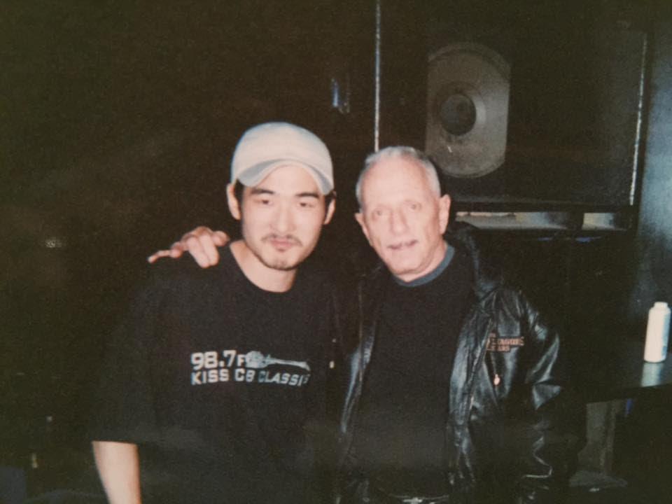 Tsuyoshi & Mel Cheron