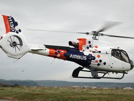 Airbus prueba tecnología autónoma en helicópteros