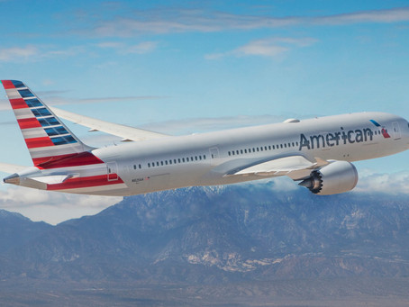 American ve el repunte de la aviación acelerando