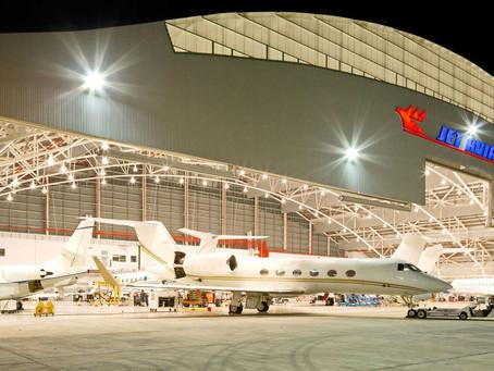 Jet Aviation aprueba una nueva técnica de NDT
