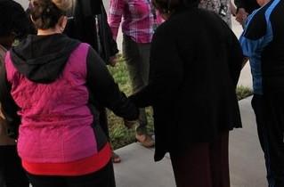 Prayer Event - Ballenger Creek Middle School