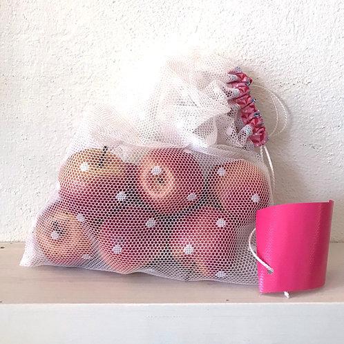 Einkaufsnetz Gemüse/Früchte