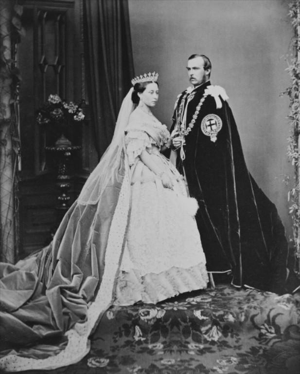 Φωτογραφια Γάμου Βασιλισσας Βικτωρίας και Πρίγκιπα Αλβέρτου