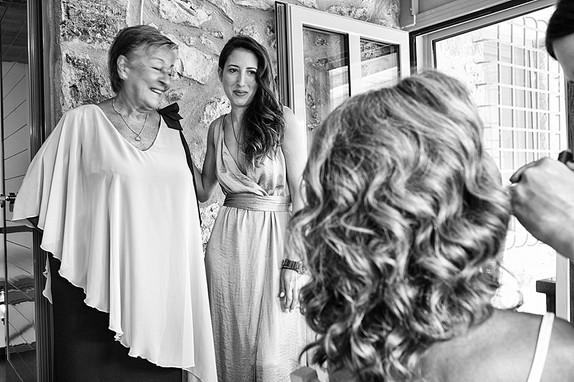 Bride preparation 3