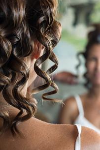 Bride preparation 4