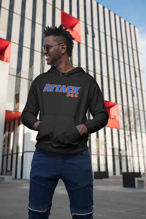 Attack 365 Hoodie