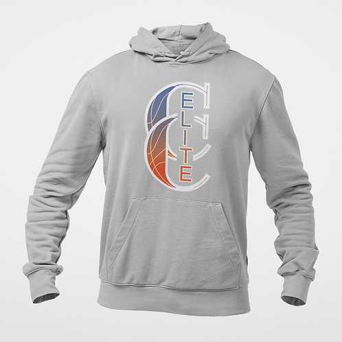 Customized CC Elite Hoodie with Player Name & Number