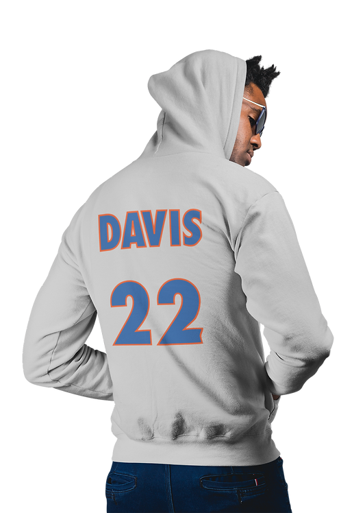 Customized Attack 365 Hoodie