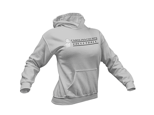 Carolina Courts Volleyball Hoodie
