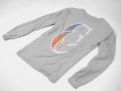 CC Elite Long Sleeve Cotton T-Shirt